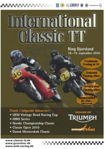 International Classic TT 2010