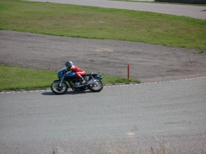 Ring Djursland int. classic TT. august 2011