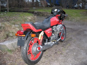 Moto Guzzi LM III