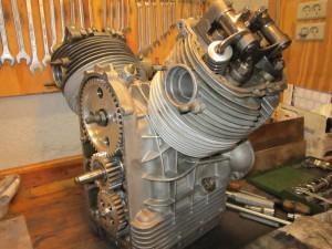 V 7 Sport motor Tuningsstumper Marts 2013 001